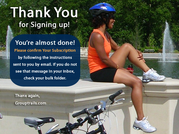 Thank You for Signing Up!  Please check your email to confirm.